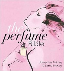 The Perfume Bible, cover