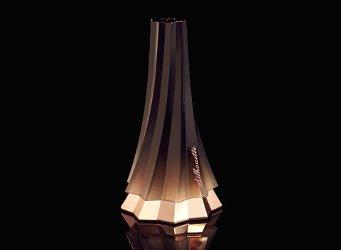 Christian Siriano Silhouette bottle