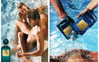 Tom Ford Neroli Portofino, Mandarino di Amalfi & Costa Azzurra