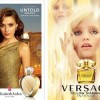 Elizabeth Arden Untold Absolu & Versace Yellow Diamond Intense