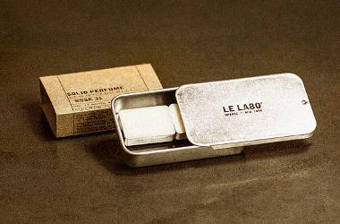 Le Labo solid perfume refills
