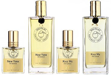 Parfums de Nicolai New York Intense & Kiss Me Intense