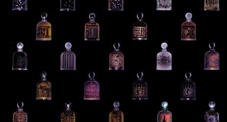 Serge Lutens bell jars