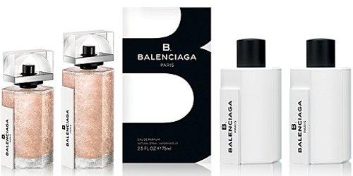 B Balenciaga product range