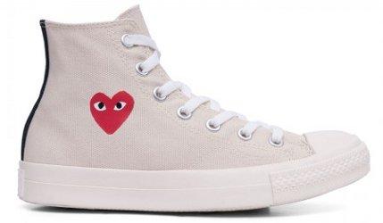 CdG converse sneaker