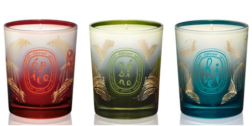Diptyque holiday candles 2014