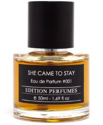 Timothy Han Edition Perfumes She Came To Stay