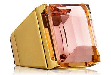 Estee Lauder solid perfume ring
