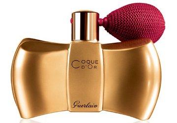 Guerlain's Coque d'Or Spray Powder