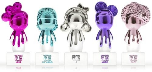 Gwen Stefani's Harajuku Lovers Pop Electric collection