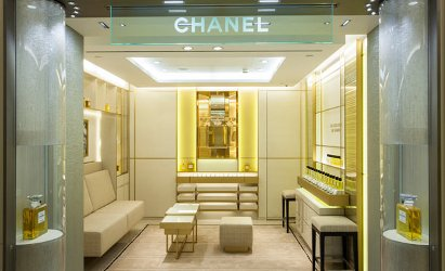 Chanel at the Salon de Parfums at Harrods