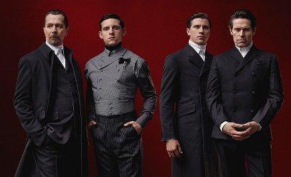 Prada menswear campaign 2012