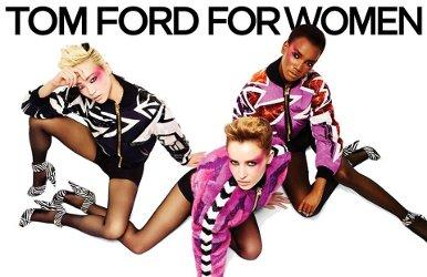 Tom Ford fashion campaign, 2013