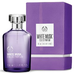 The Body Shop White Musk with box