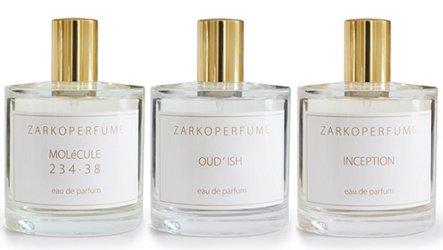 ZarkoPerfume MOLéCULE 234.38, OUD'ISH, INCEPTION