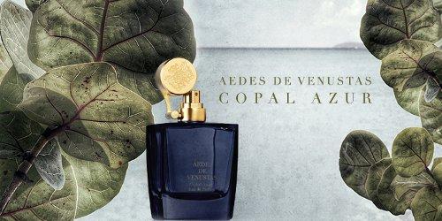 Aedes de Venustas Copal Azur