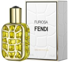 Fendi Furiosa, packaging