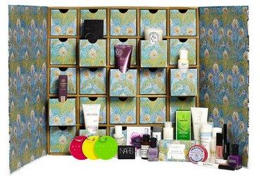 Liberty Print Beauty Advent calendar
