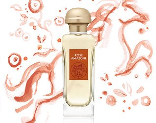 Hermès Rose Amazone
