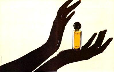 Rochas Audace advert, 1970s