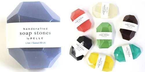 Pelle Designs soap stones