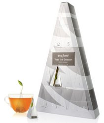 Tea Forte Advent calendar