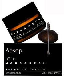 Aesop Marrakech Baume de Parfum