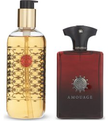 Amouage Lyric Man collection box