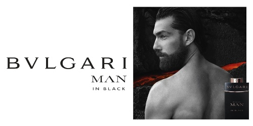 Bvlgari Man in Black advert