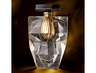 Cartier La Panthère extrait rock crystal edition