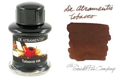 De Atramis Tobacco ink
