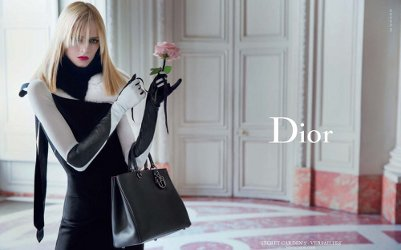 Dior fashion campaign, Secret Garden