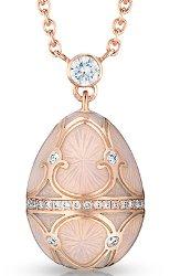 Fabergé Oeuf Tsarskoye Selo Empereur Rosé