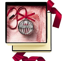 Jo Malone Frosted Cherry & Clove Scented Ornament