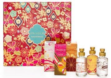 Pacifica Custom Spray Perfume gift set