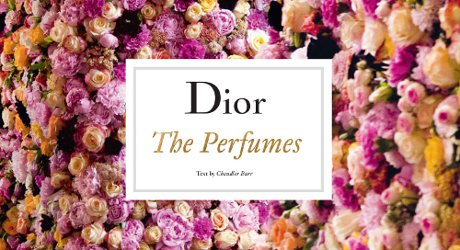 Dior: The Perfumes by Chandler Burr, cover detail