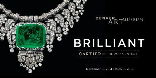 Denver Art Museum, Brilliant exhibit banner
