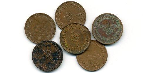 half pennies