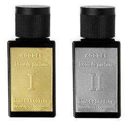 Korres Eau de Parfum I & II