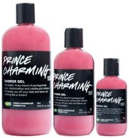 Lush Prince Charming shower gel
