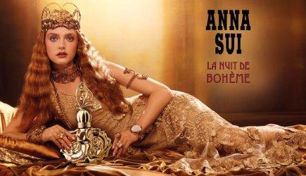 Anna Sui La Nuit de Boheme advert