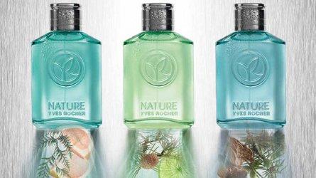 Yves Rocher Nature Homme fragrances