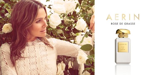 Aerin Lauder for Aerin Rose de Grasse