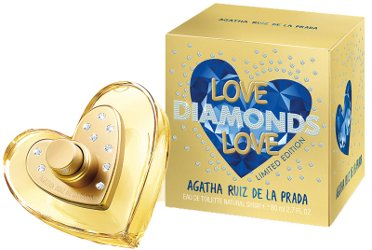 Agatha Ruiz de la Prada Love Diamonds Love