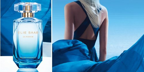 Elie Saab Le Parfum Resort Collection, brand images