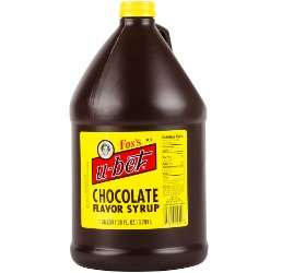 Fox U-bet chocolate syrup