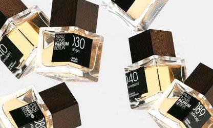 KaDeWe + Frau Tonis fragrances