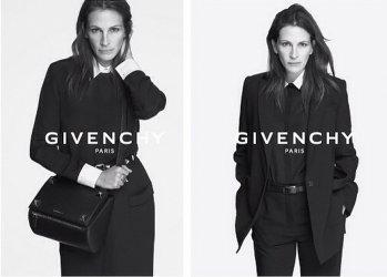 Julia Roberts for Givenchy, 2014
