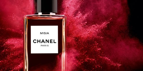 Chanel Misia, brand banner