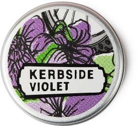 Lush Kerbside Violet solid perfume